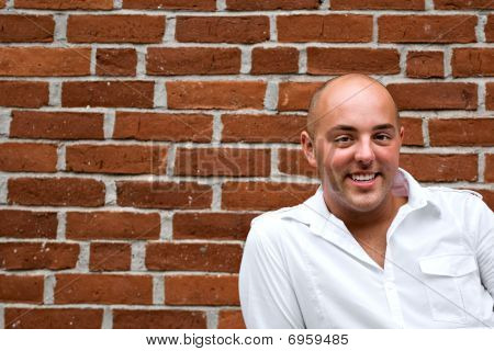 Cheerful Young Man