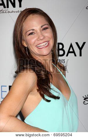 LOS ANGELES - AUG 4:  Jade Harlow at the