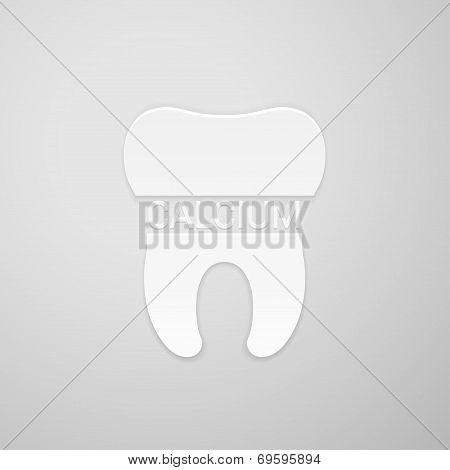 Teeth Need Calcium