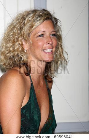 LOS ANGELES - AUG 2:  Laura Wright at the