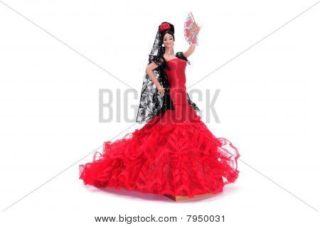 Flamenca Doll