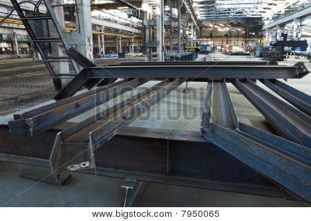 Modern Metalworking Plant