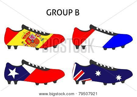 Brazil Cup Cleats Group B