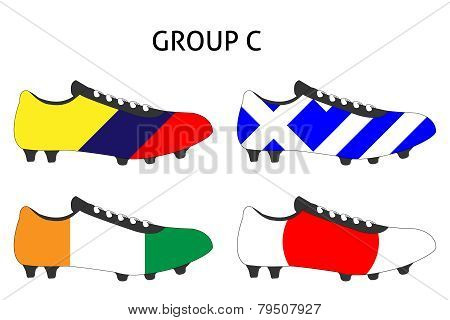 Brazil Cup Cleats Group C