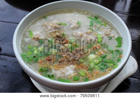 Soft Boiled Rice