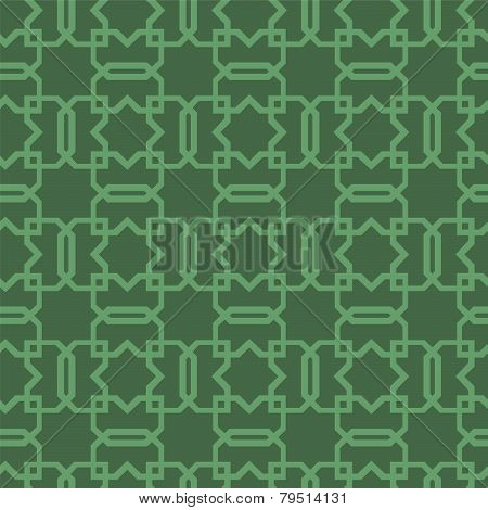 Green Celtic Textured Wall