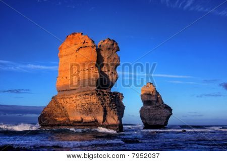 Coastal Cliff Landscape