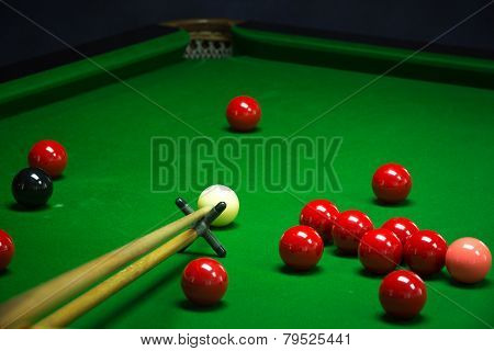 Snooker Balls Set