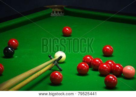 Snooker Balls Set