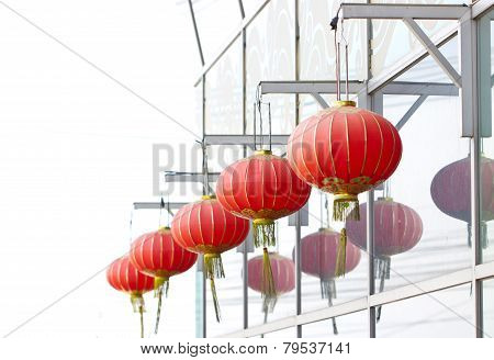 Traditional Chinese Lantern.