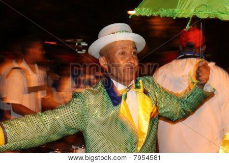 Cape Minstrel Dancer