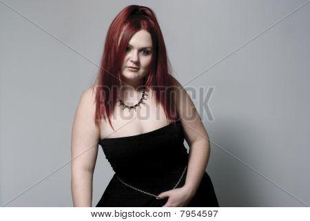 Goth Rock Chick