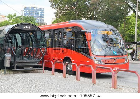 Curitiba Bus