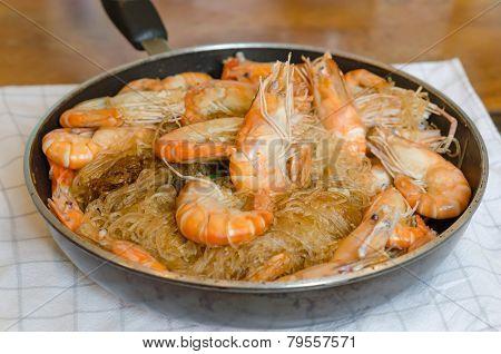 Asian Baked Shrimp