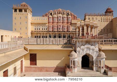 India - Hawa Mahal Palace