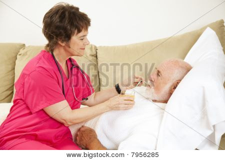 Home Health - Fluid Intake