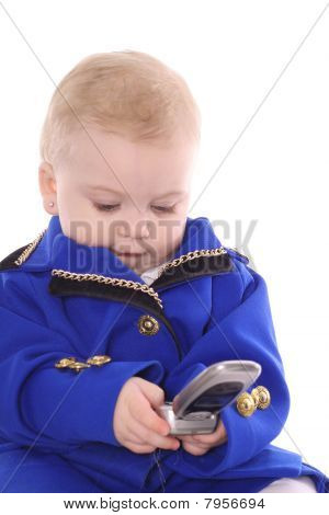 baby calling sales team
