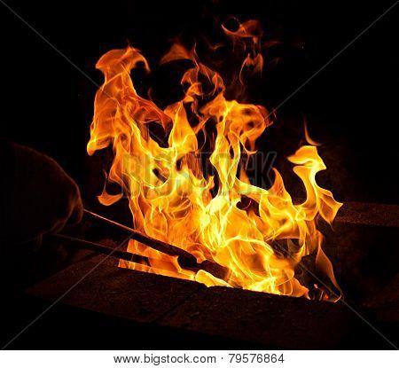 Smithy Fire