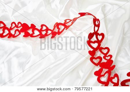 Valentine decoration background