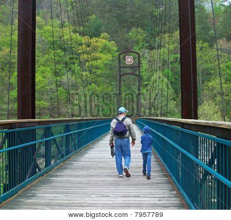 Ocoee Walking Bridge
