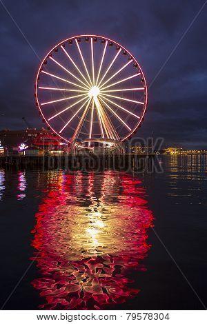 The Seattle Big Wheel
