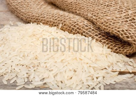 Rice And Cereal Old Bag