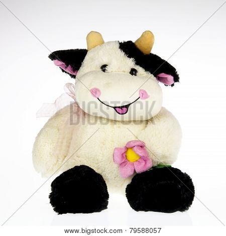 Cow Plush Smile