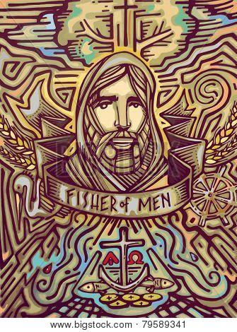 Jesus Fisher of men