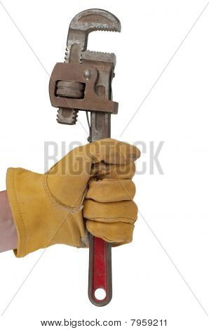 Wrench In Hand