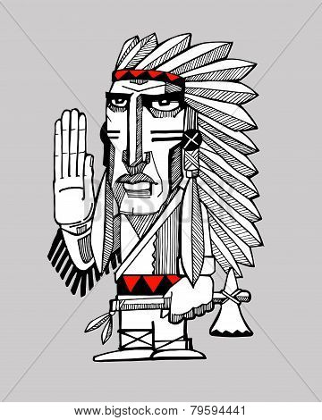 Inian Chief