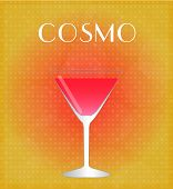 foto of cosmopolitan  - Drinks List Cosmopolitan with Red  - JPG