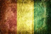 stock photo of guinea  - flag of Guinea - JPG