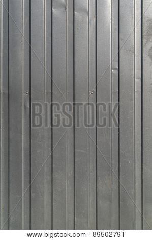 Corrugated Brass