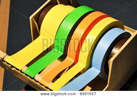 Gaffers Multi-colored Gaffers Tape