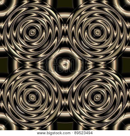 Seamless Sci-Fi background