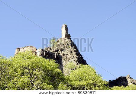 Tbilisi, Castle of Narikala