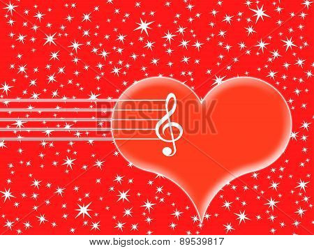 Music in the heart