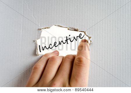 Incentive Concept