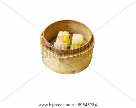 Shrimp Steamed Dumpling