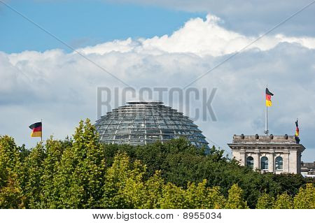 Berlin, Reichstag Dome