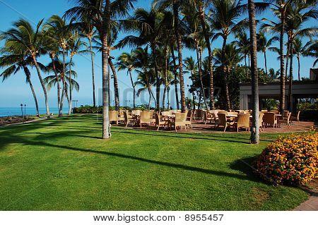 Big Island resort