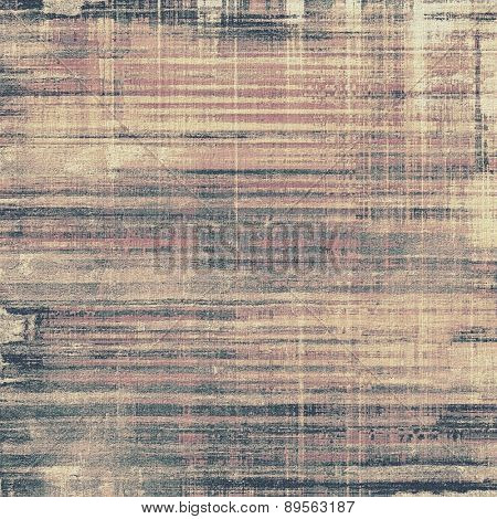 Abstract textured background designed in grunge style. With different color patterns: brown; gray; purple (violet); black