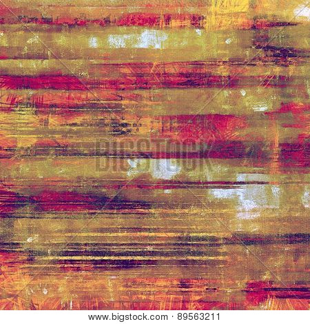 Old retro vintage texture. With different color patterns: brown; purple (violet); pink; red (orange)