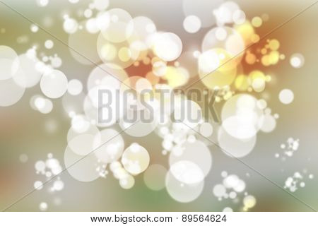 magic colorful blur abstract background with wonderful twinkling bokeh