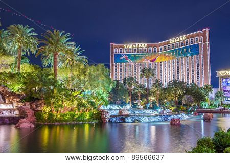 Las Vegas  Treasure Island