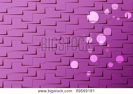 Vector Purple Background With Texture