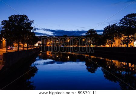 Blue Hour In Cork