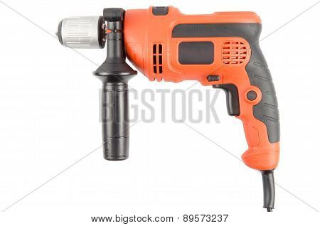 Electric Orange Drill