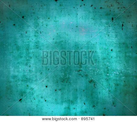 Ice Blue Grunge