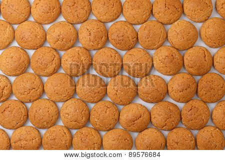 Pattern Pepernoten, Ginger Nuts Sinterklaas